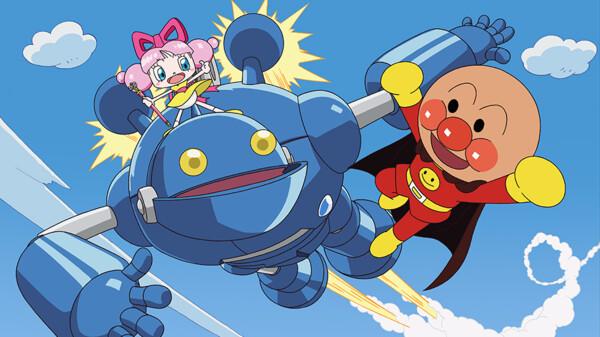 それいけ! アンパンマン おもちゃの星のナンダとルンダ