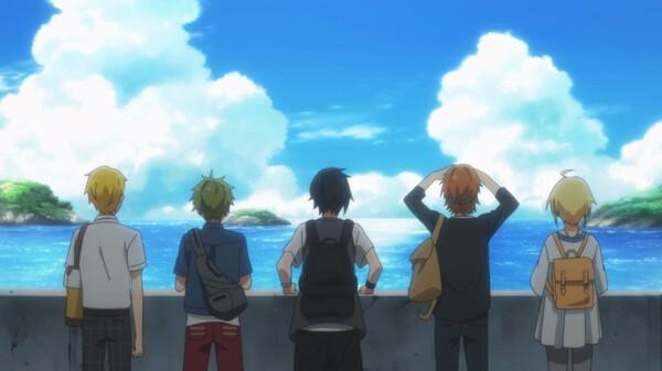 アイドルマスター SideM シーズン1 第8話 海・合宿・315の夏!