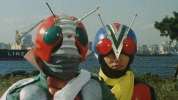 仮面ライダーV3 V3対ライダーマン