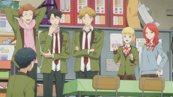 多田くんは恋をしない シーズン1 第4話 見なかったことにしよう……
