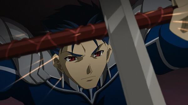Fate/stay night シーズン1 22話 願いの果て