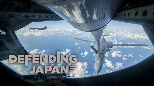 Defending JAPAN 第5話 (字) 狙われた領空