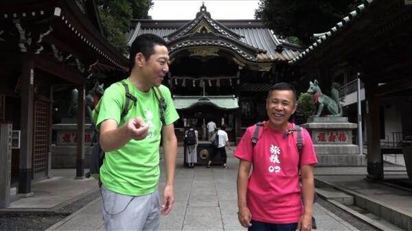 東野・岡村の旅猿13 ~プライベートでごめんなさい… 「都内で納涼スポット巡りの旅」1