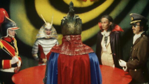 仮面ライダーV3 生き返ったゾル・死神・地獄・ブラック