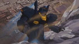 機動戦士Ζガンダム シーズン1 第1話 黒いガンダム