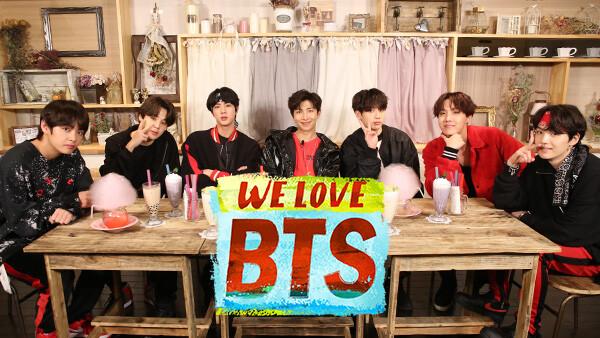 We Love BTS 独占インタビュー in Las Vegas