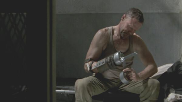 ウォーキング・デッド シーズン3 第11話 (吹) 表と裏の狭間で