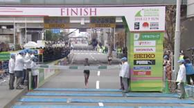 第4回さいたま国際マラソン ~フィニッシュシーン~ フィニッシュ映像 ~2時間台~ 一般フルマラソンの部 (男女)動画フル無料視聴