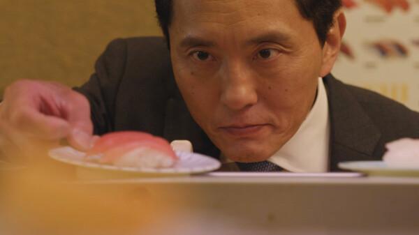 孤独のグルメ シーズン6 第5話 東京都世田谷区 太子堂の回転寿司