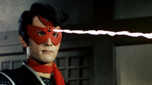 仮面の忍者 赤影 卍党編:怪獣針紋鬼
