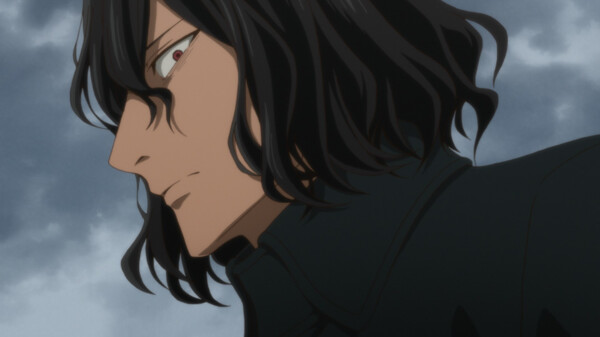 魔法使いの嫁 シーズン1 第7話 Talk of the devil, and he is sure to appear.