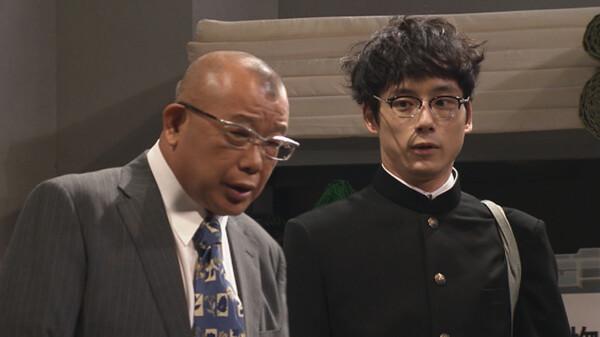 舞台「スジナシ BLITZシアター」 舞台「スジナシ BLITZシアター Vol.6」ゲスト:坂口健太郎