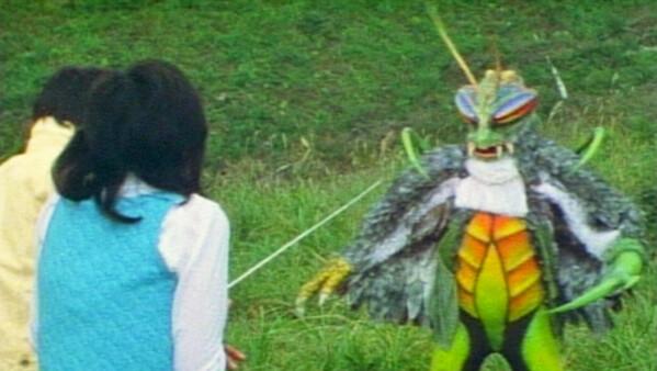 仮面ライダー 怪人ワシカマギリの人間狩り