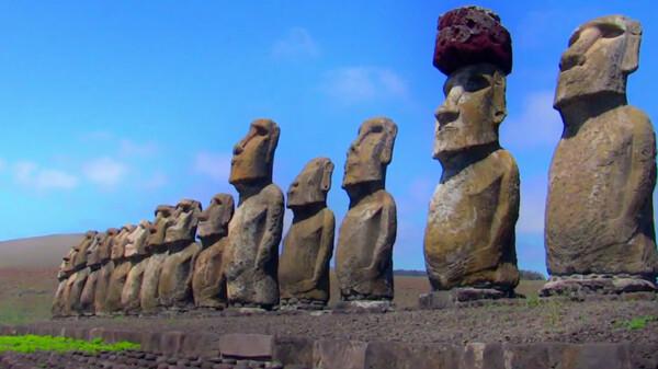 古代の宇宙人 決定的証拠を探せ! (吹) 巨石の秘密