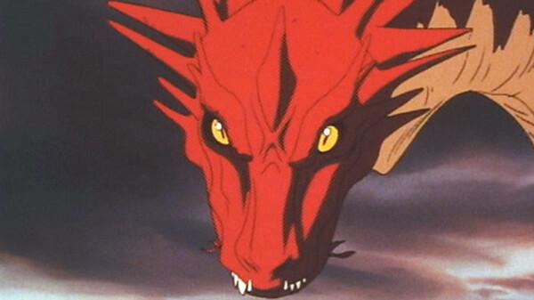 ロードス島戦記 -英雄騎士伝- シーズン1 第5話 魔剣…魂を打ち砕く力