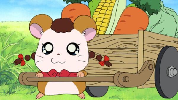 とっとこハム太郎 シーズン1 第70話 とっとこ誕生! 赤ちゃんヤギ
