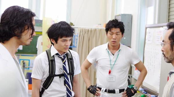 玉川区役所 OF THE DEAD シーズン1 第11話 さらば、凛!