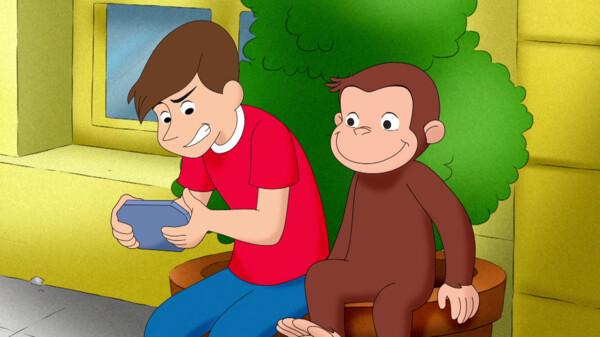 おさるのジョージ シーズン9 第6話 (吹) ジャングルともだち/おうちはどーっち?