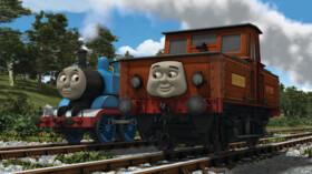 きかんしゃトーマス 17シリーズ 第24話 ビルかな? ベンかな?