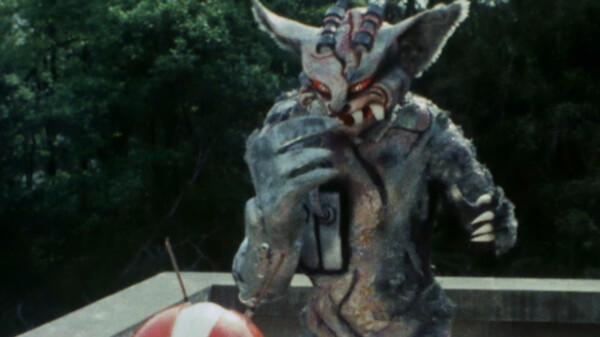 仮面ライダーV3 デビルスプレーは死神の武器