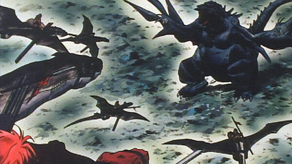 ロードス島戦記 -英雄騎士伝- シーズン1 第24話 魔女…力の均衡を保つ者