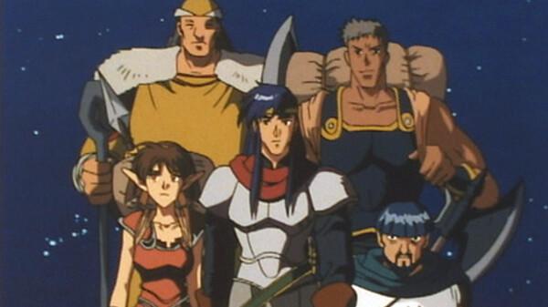 ロードス島戦記 -英雄騎士伝- シーズン1 第10話 奪回…与えられた任務