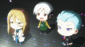 アイドルマスター SideM 理由あってMini! シーズン1 第3話 奏でよう、天上の音楽を!