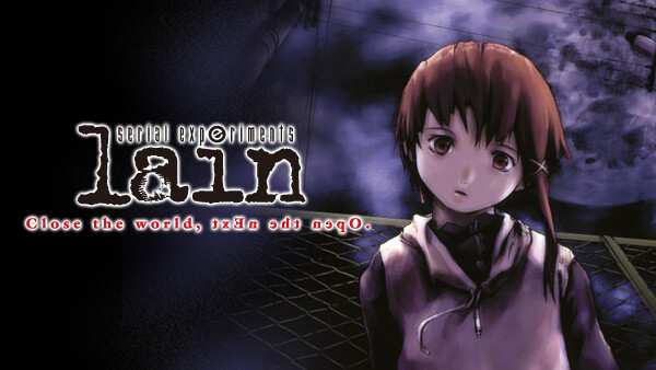 serial experiments lain シーズン1 Layer: 05 DISTORTION
