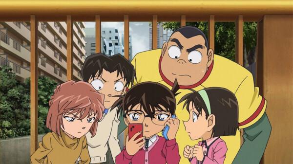 名探偵コナン シーズン20 第764話 コナンと平次 恋の暗号 (後編)