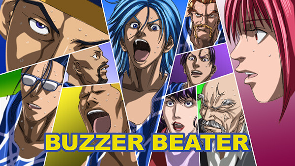 BUZZER BEATER 2nd Quarter 第3話 NUMBER PLAY