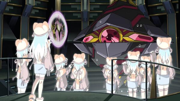 宇宙をかける少女 シーズン1 第23話 秘剣、輝く