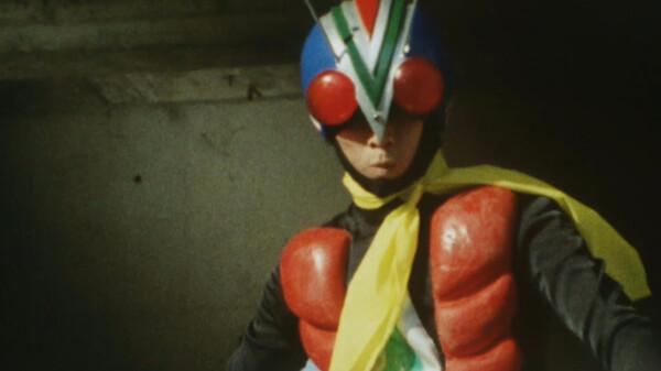 仮面ライダーV3 ライダーマンよどこへゆく?
