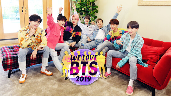 We Love BTS 2019 PR動画