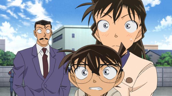 名探偵コナン シーズン21 第804話 コナンと海老蔵 歌舞伎十八番ミステリー (前編)