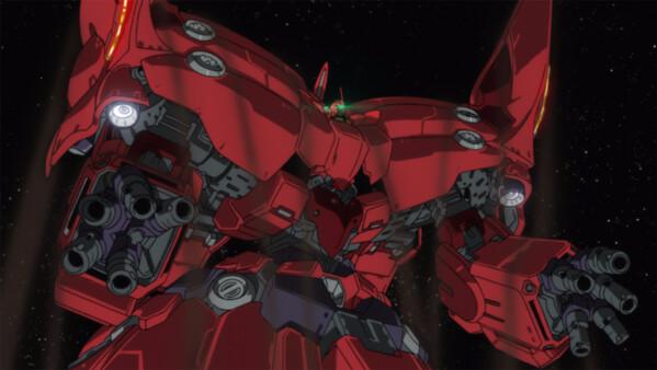 機動戦士ガンダムユニコーン RE:0096 シーズン1 第21話 この世の果てへ