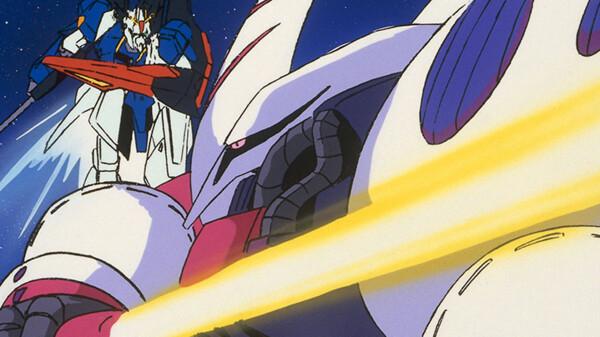 機動戦士Ζガンダム シーズン1 第47話 宇宙 (そら) の渦
