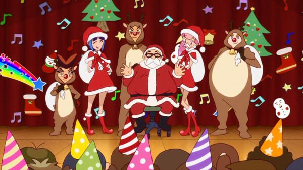 トライブクルクル シーズン1 #13 届け! クリスマスダンス!