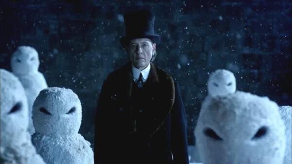 ドクター・フー シーズン7 クリスマススペシャル (吹) スノーメン