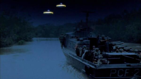 HANGAR 1 ~UFOファイルが眠る場所~ シーズン2 第1話 (吹) 戦場のUFO