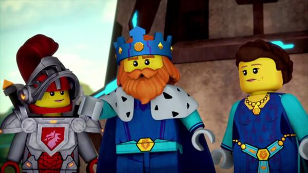 レゴ ネックスナイツ ワルの新時代、はじまる!