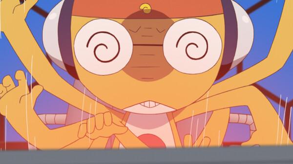 ケロロ軍曹 シーズン5 第229話 ケロロ コトバの必殺拳! であります/サブロー&クルル 静かな戦い であります