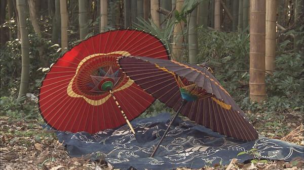 新ふるさと百景 蛇の目でお迎え…~鳥取・淀江傘~