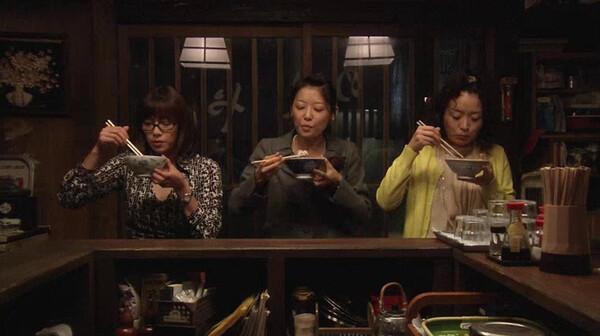 深夜食堂 お茶漬け