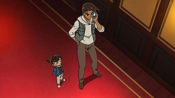 名探偵コナン シーズン18 第713話 服部平次と吸血鬼館 (二)