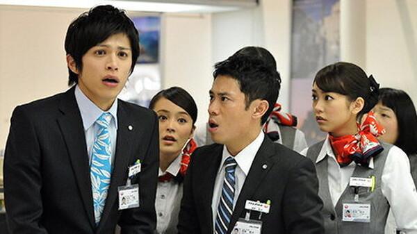 あぽやん ~走る国際空港 第4話 便が引き返す!! 殺人犯がツアー参加