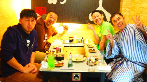 東野・岡村の旅猿3 ~プライベートでごめんなさい… 築地で海外ドラマみまくりの旅 3