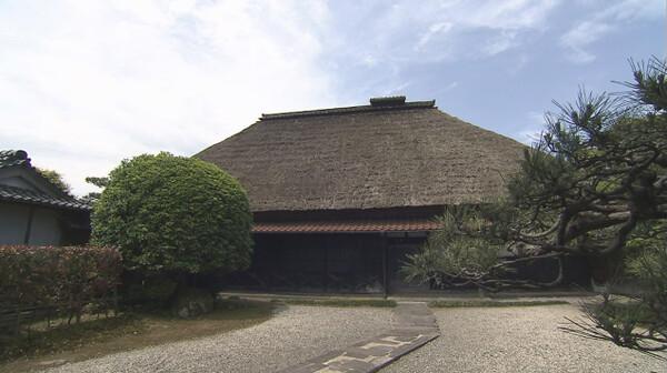 新ふるさと百景 大庄屋の風格を現代に伝える門脇家住宅