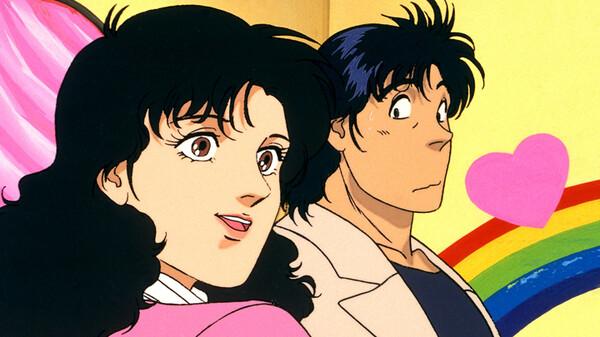 """シティーハンター3 シーズン3 第3話 香もプッツン! リョウと令嬢""""代打結婚物語"""""""