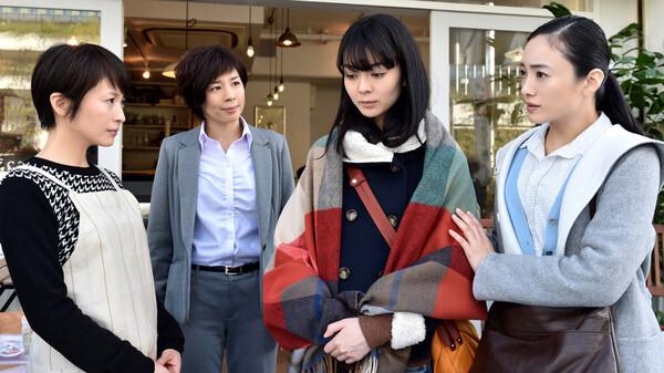 SAKURA ~事件を聞く女~ 第7話 なぜストーカーは彼女の居場所が分かったのか?!