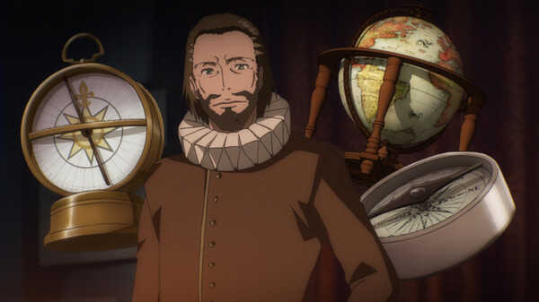 タイムトラベル少女~マリ・ワカと8人の科学者たち~ シーズン1 第2話 悲しみのギルバート